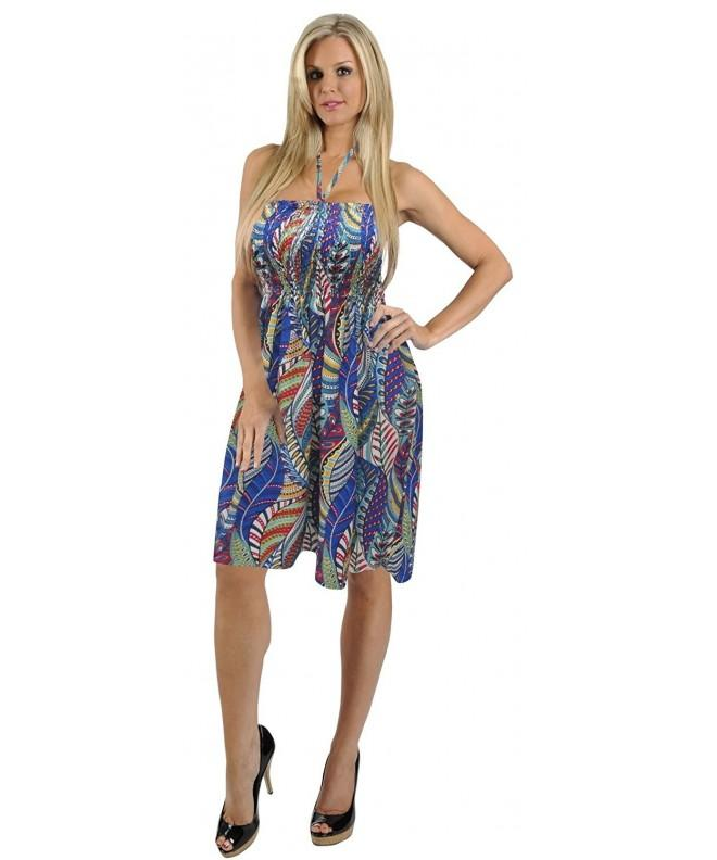 Leela swimwear hawaiian vacation Sundress