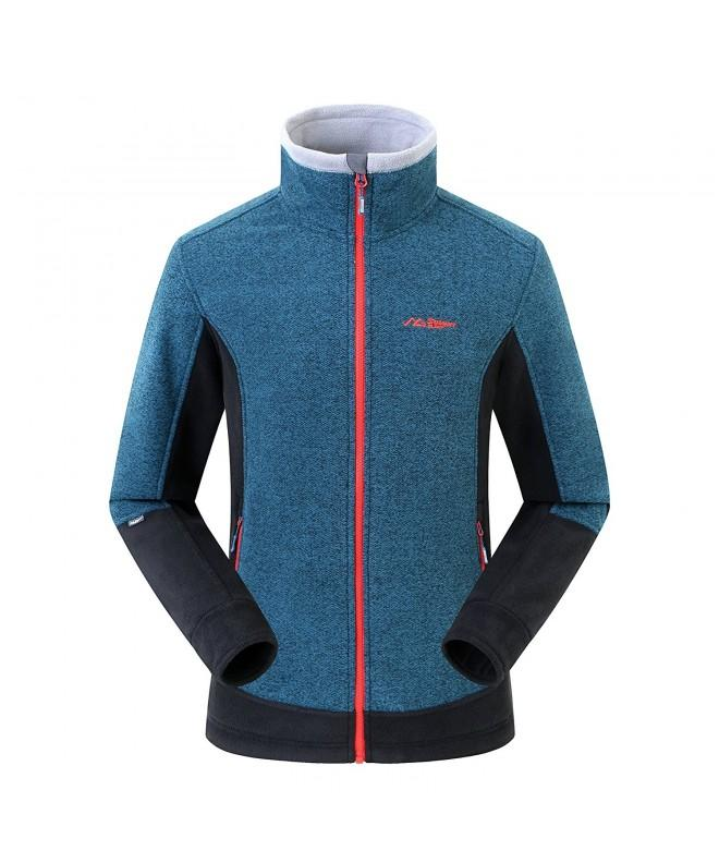 Summit Glory Full Zip Fleece Drawstring