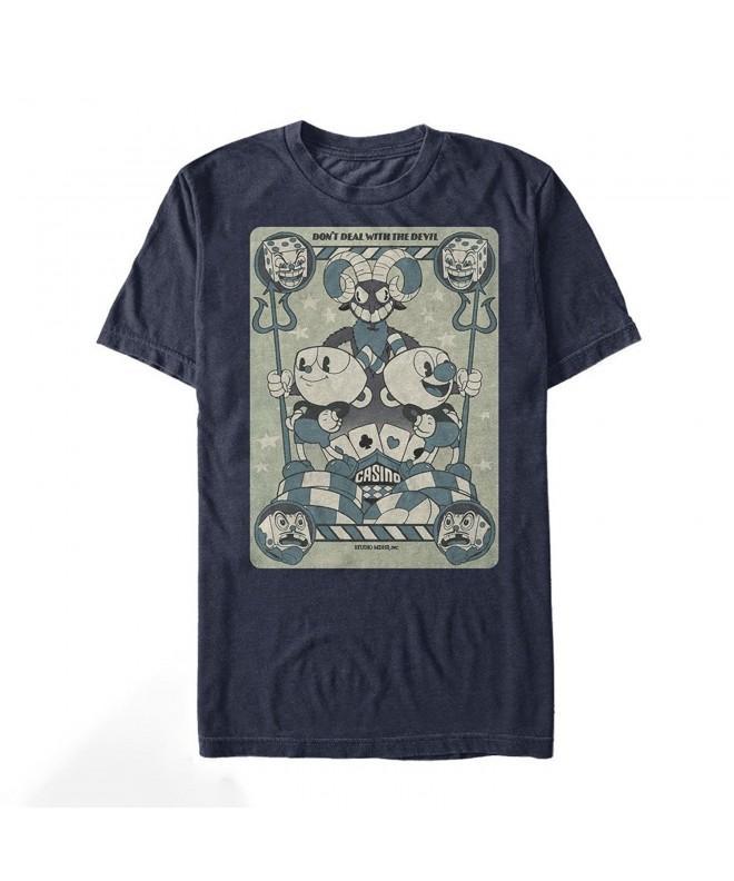 Fifth Sun Cuphead Playing T Shirt