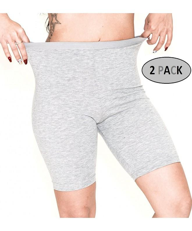 ILKE Womens Cotton Running Boyshorts
