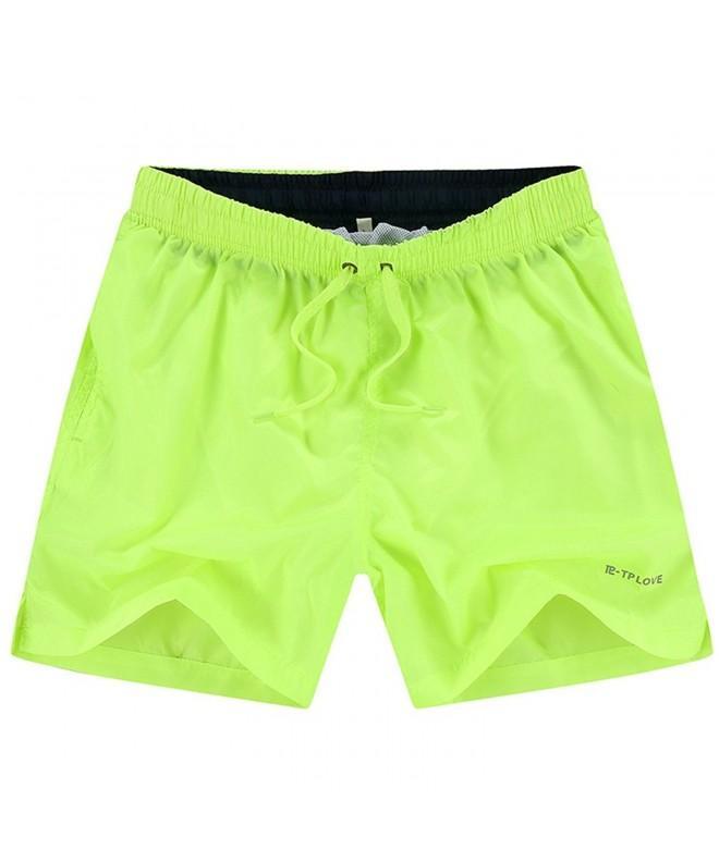 Shorts Trunks Quick Lining Pockets