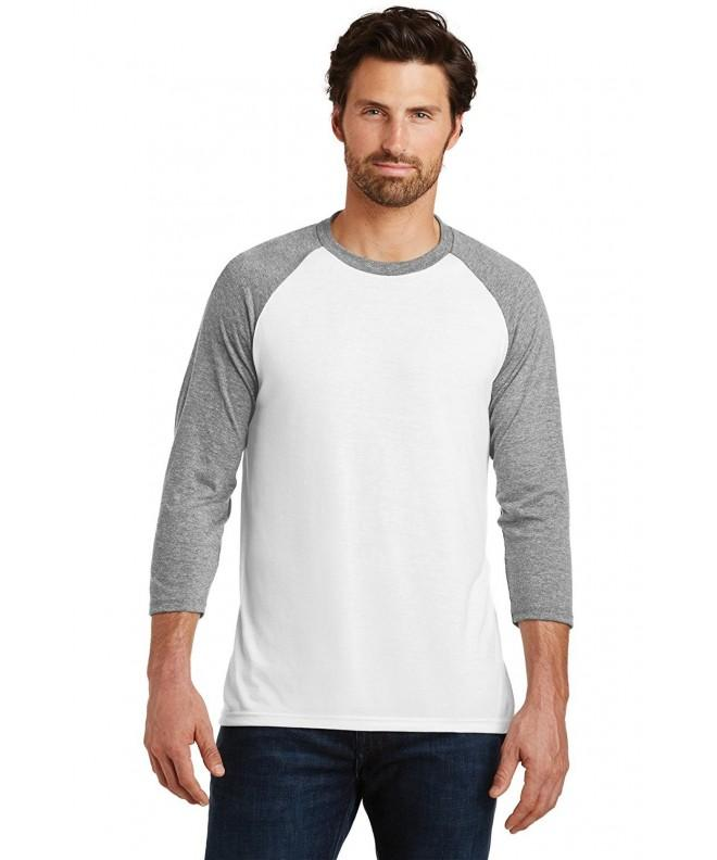 District Made Perfect 4 Sleeve Raglan