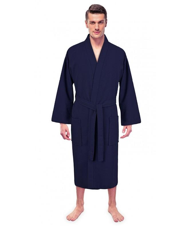 Turkuoise Premium Turkish Lightweight Bathrobe