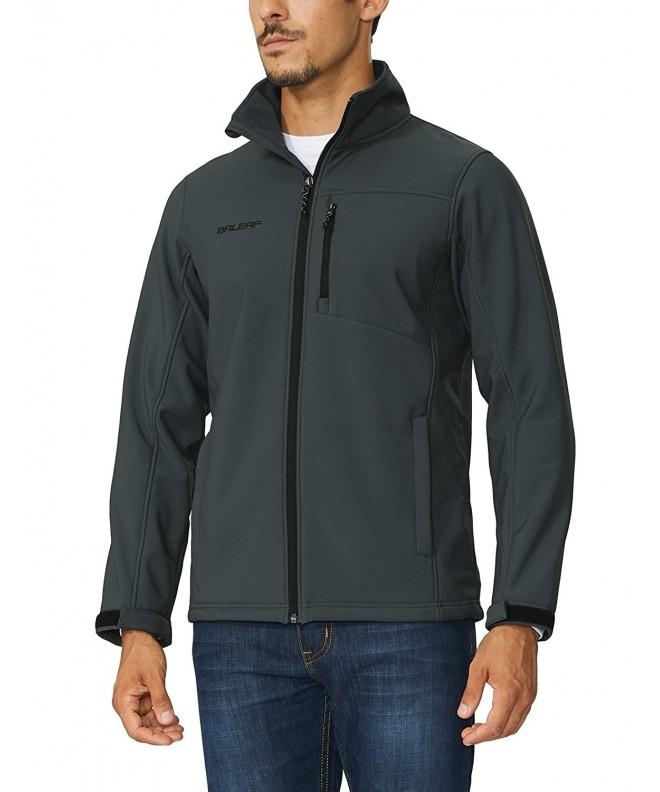Baleaf Waterproof Windproof Softshell Microfleece