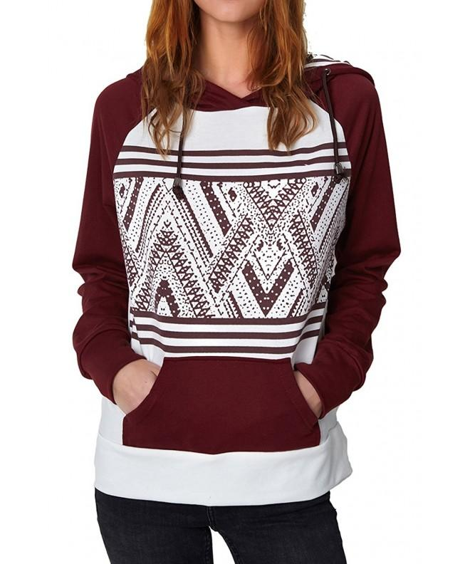 Cupshe Fashion Womens Raglan Sweatshirt