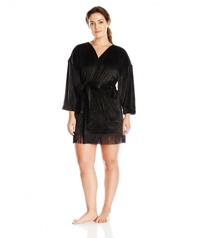 Casual Moments Womens Plus Black