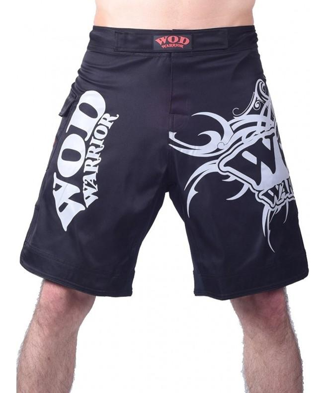 WOD Shorts WARRIOR 3 0 Black