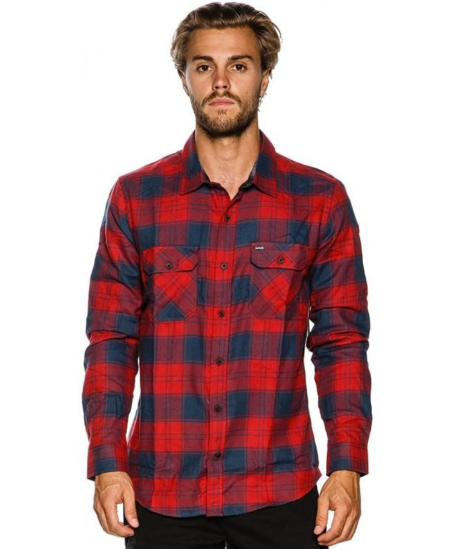 Hurley Dri Fit Shirt Sleeve Cotton