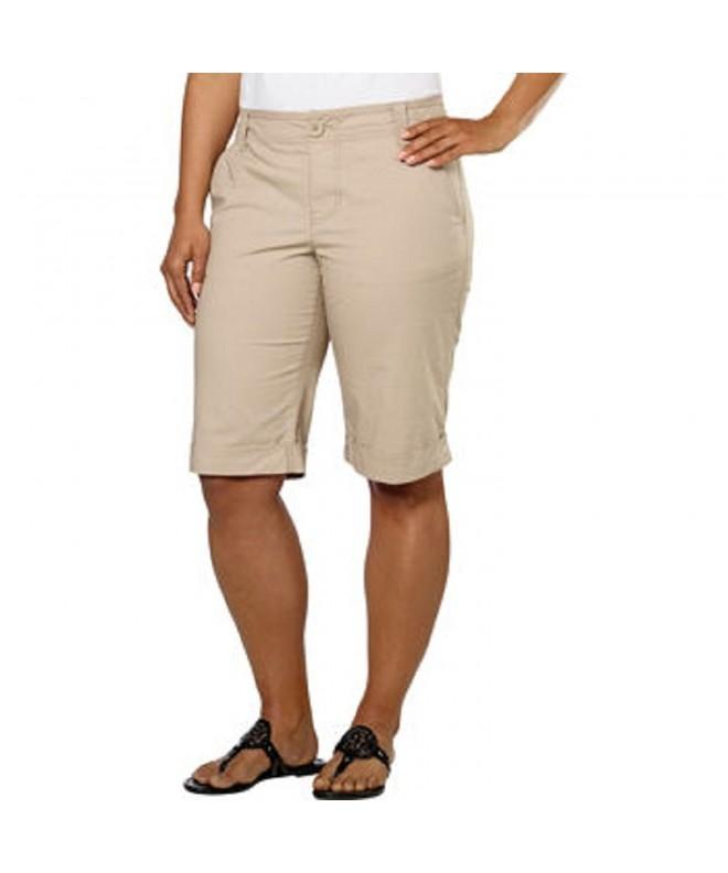 DKNY Jeans Ladies Bermuda Short