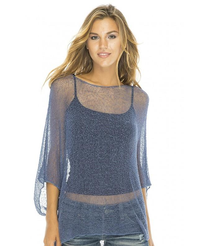 Blouson Lite Sleeves Blue Jean