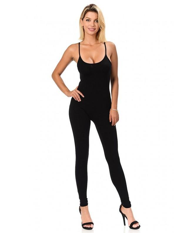 Fashion Aktiv Spaghetti Strapped Jumpsuit