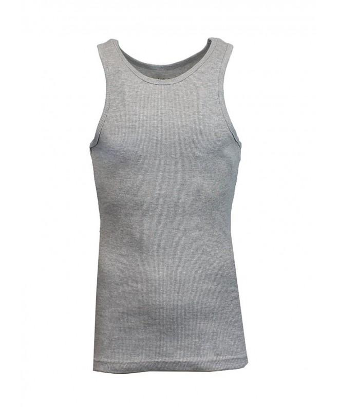 Galaxy Harvic Ribbed Tank Tops