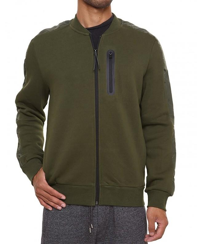 FORBIDEFENSE Sweatshirt Dotswarm Sweater Comfort Outwear
