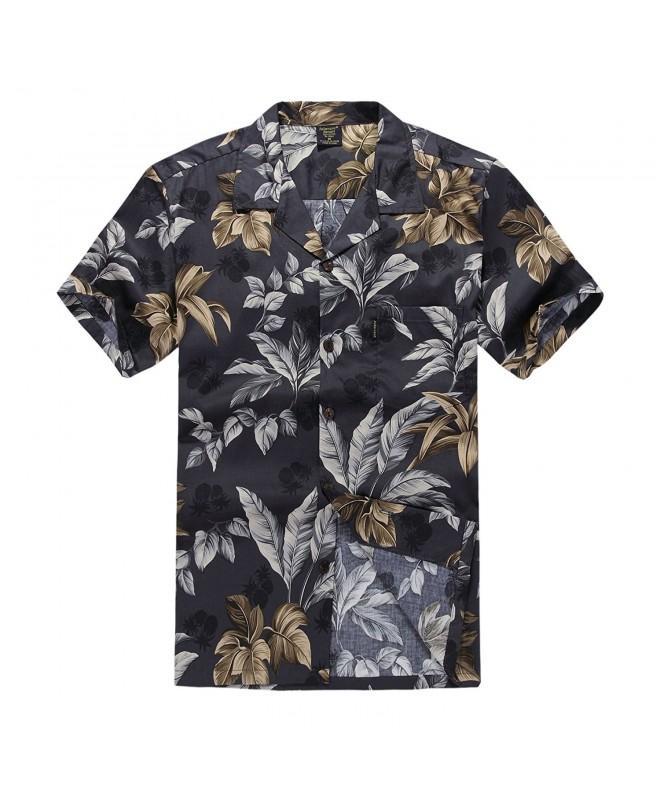 Palm Wave Hawaiian Shirt Aloha