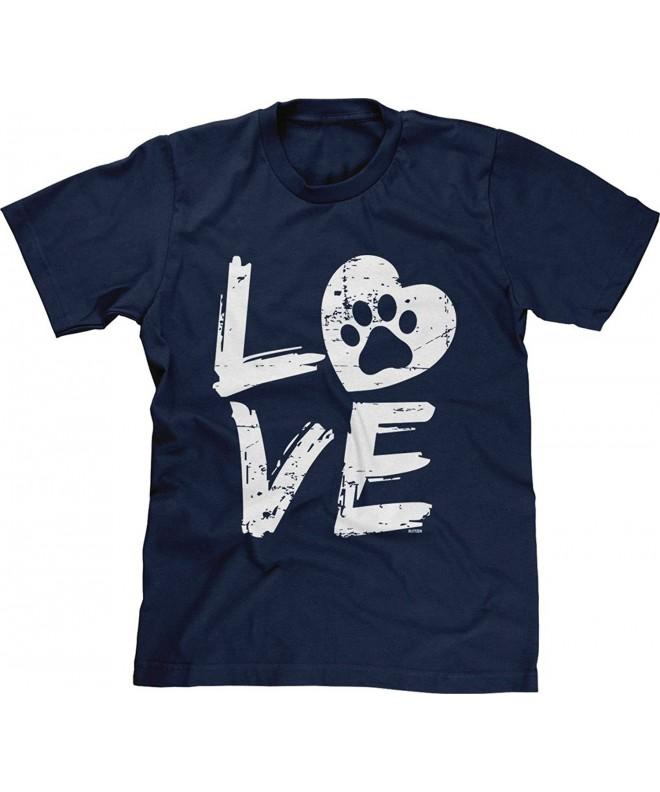 Blittzen Mens Love Print Heart