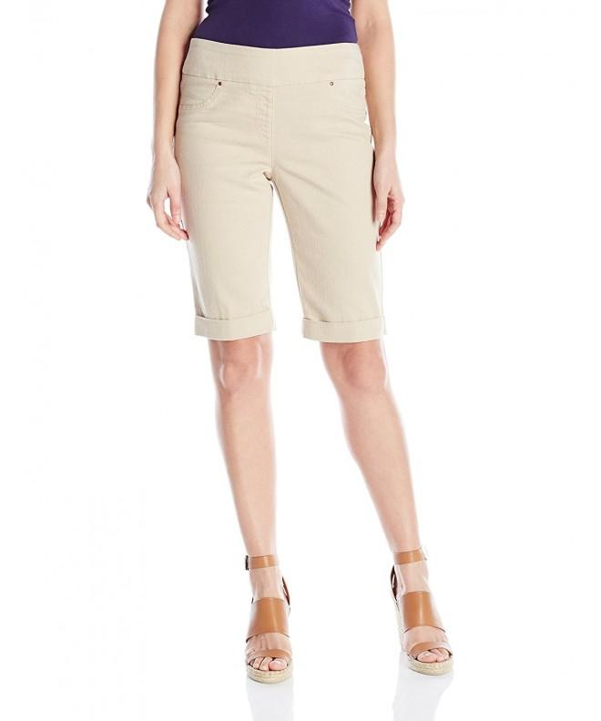 Ruby Rd Womens Stretch Cuffed