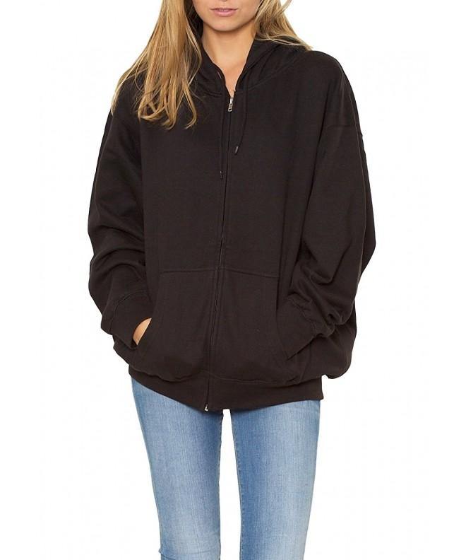 Apparel Unisex Full Zip Fleece sweatshirt