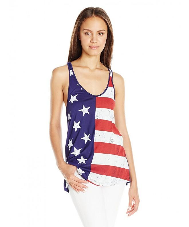 Goodie Two Sleeves Juniors Americana