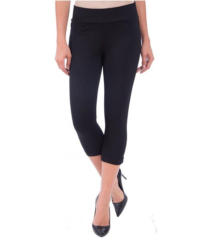 Lola Jeans Womens Michelle Jersey