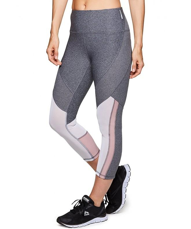 RBX Active Workout Leggings Charcoal