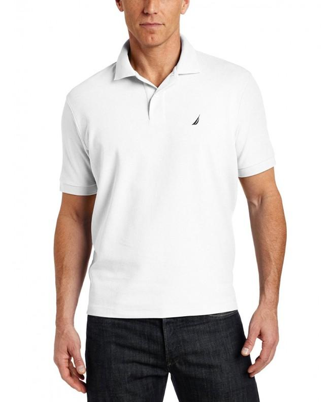 Nautica Solid Shirt Bright White
