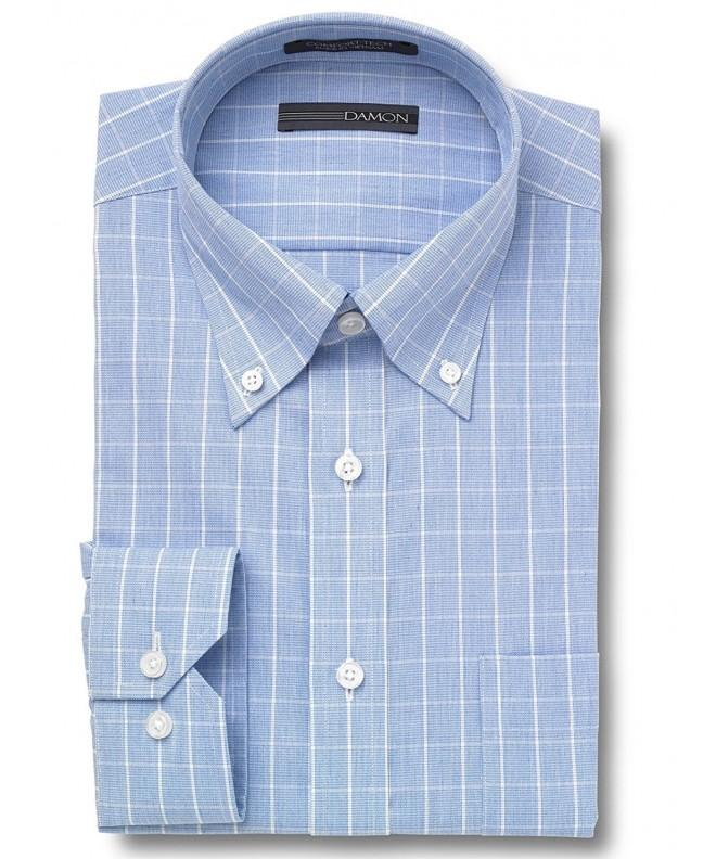 Damon Dri Tech Walton Button Down Collar