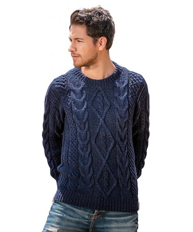 Gamboa Hand Woven Alpaca Sweater