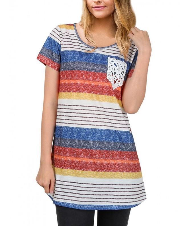 Faddare Casual Summer Holiday Shirts