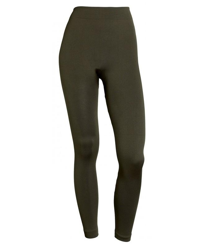 Sportoli Seamless Stretchy Slimming Leggings