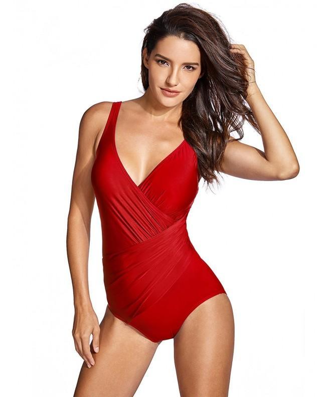 Delimira Womens Slimming Swimsuit Bathing