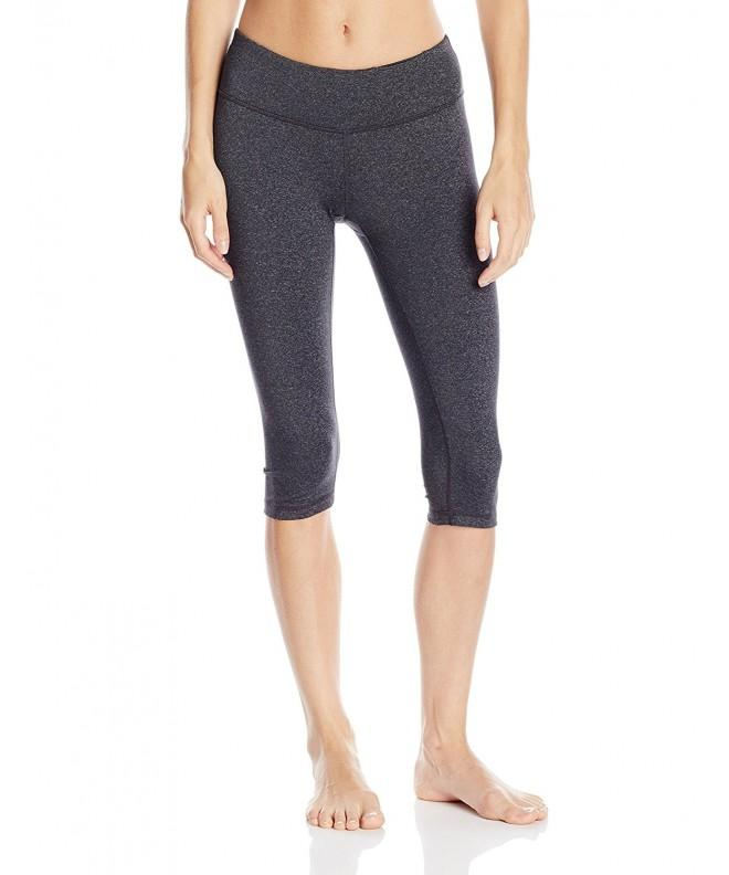 prAna Womens Knicker Charcoal Heather