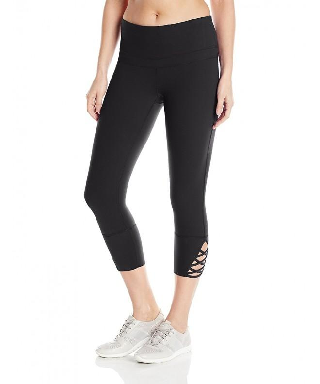 prAna Womens Capri Black X Small
