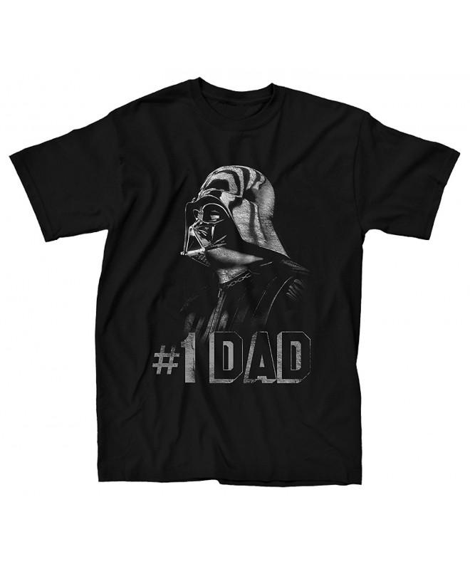 Darth Vader Father Graphic T Shirt