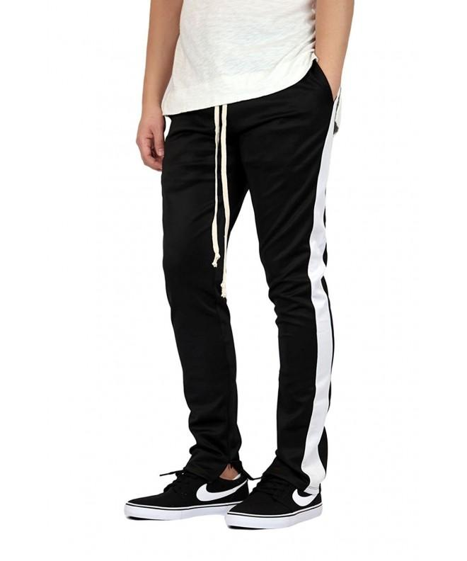 Mersenne Ankle Techno Track Pants
