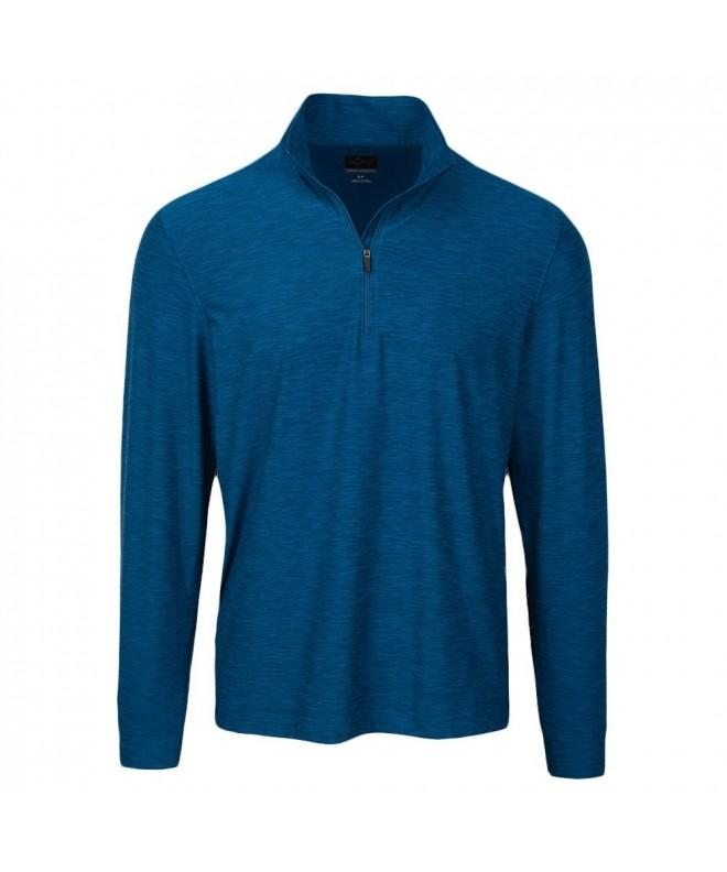 Greg Norman Heather 4 Zip X Large