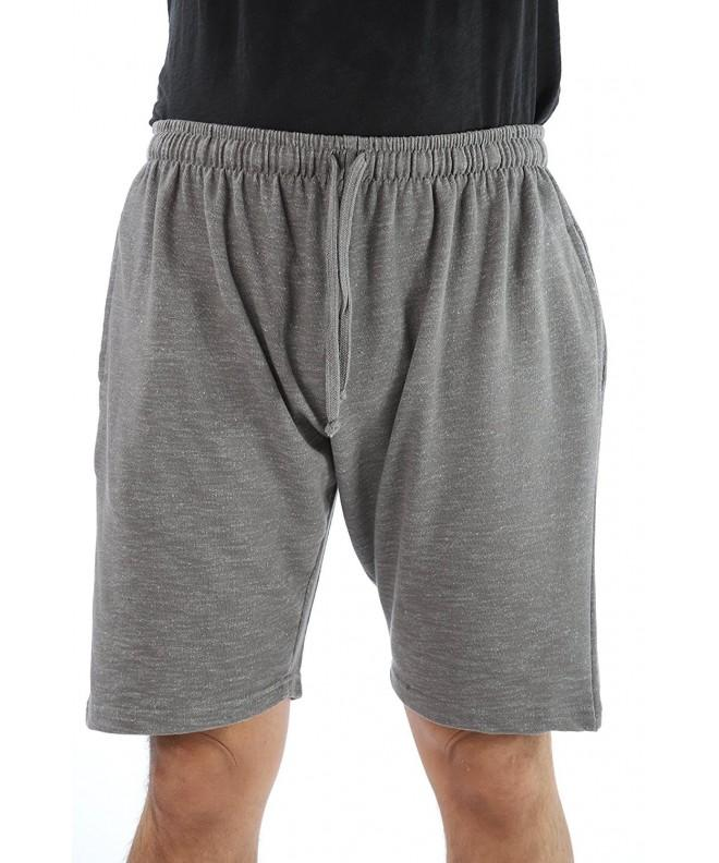 At Buzzer Shorts Sleepwear 14502 GRY L