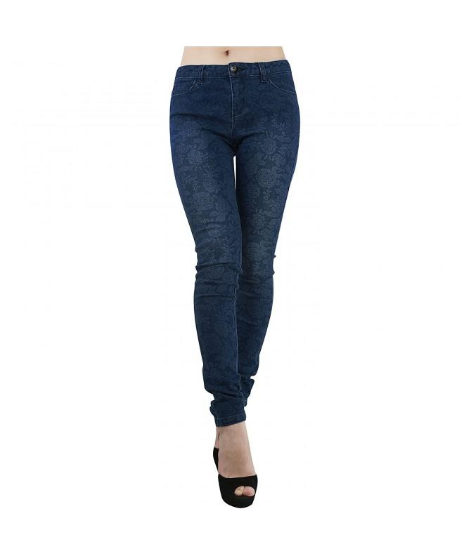 JNTworld Women Comfort Resiliency Skinny