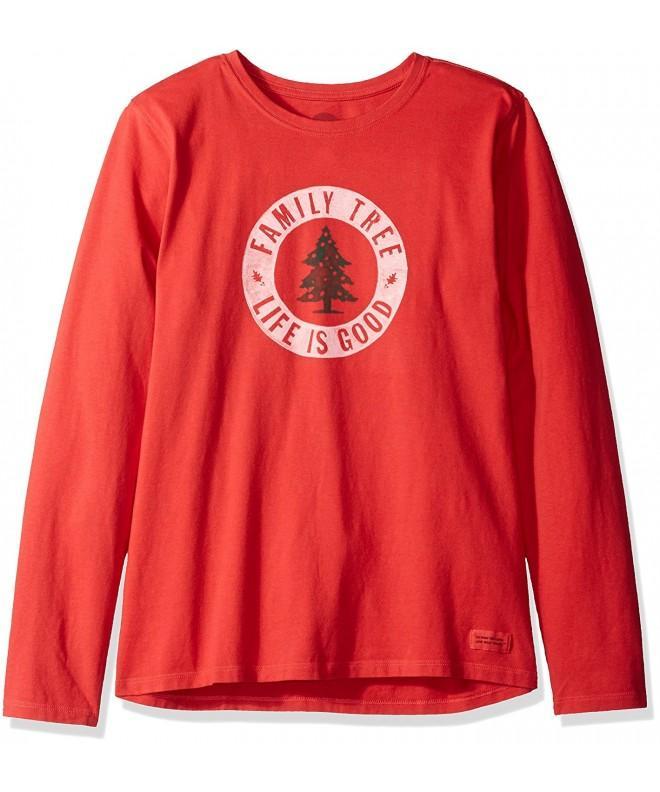 Life Crusher longsleeve Family T Shirt