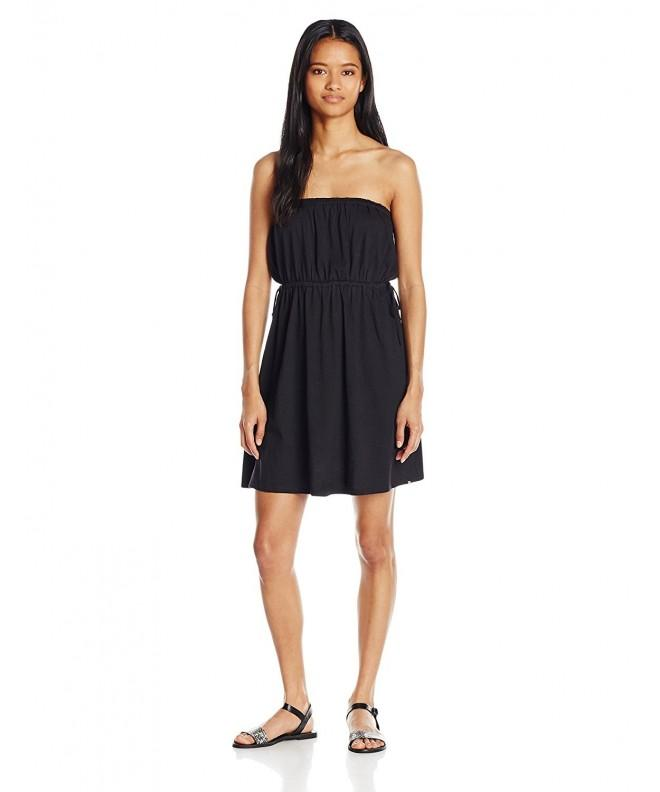 Volcom Womens Avalaunch Dress Black