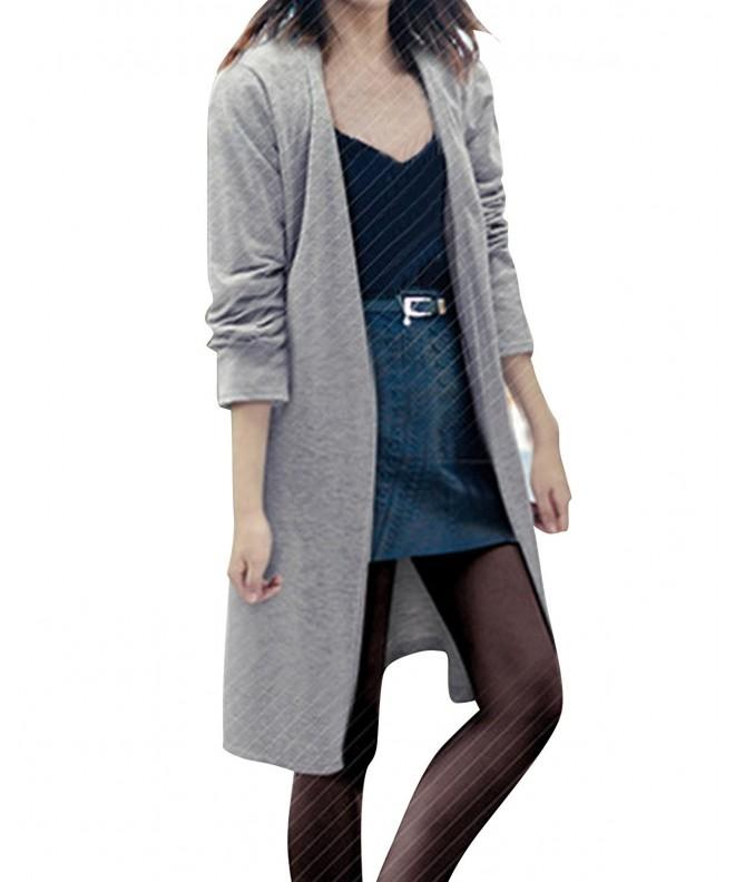 Celmia Jacket Overcoat Outwear Cardigan