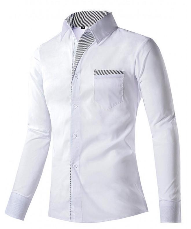 Lende Casual Shirt Formal Button