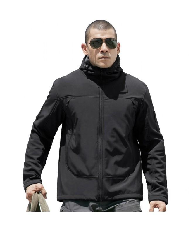 Tactical Jacket SOLDIER Repellent Windproof