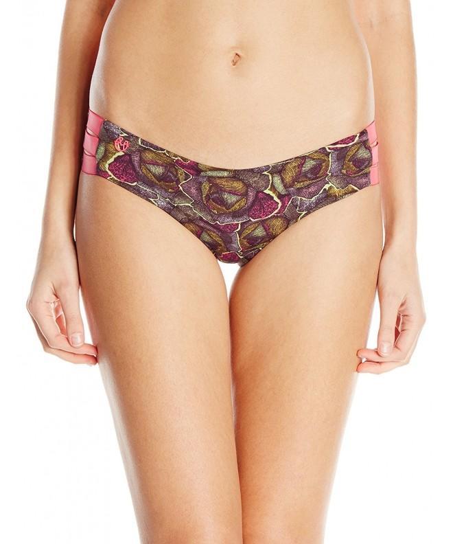 Maaji Womens Cheeky Bikini Bottom