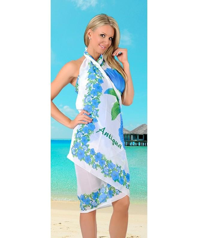 LEELA Bathing Sarong Swimsuit Chiffon