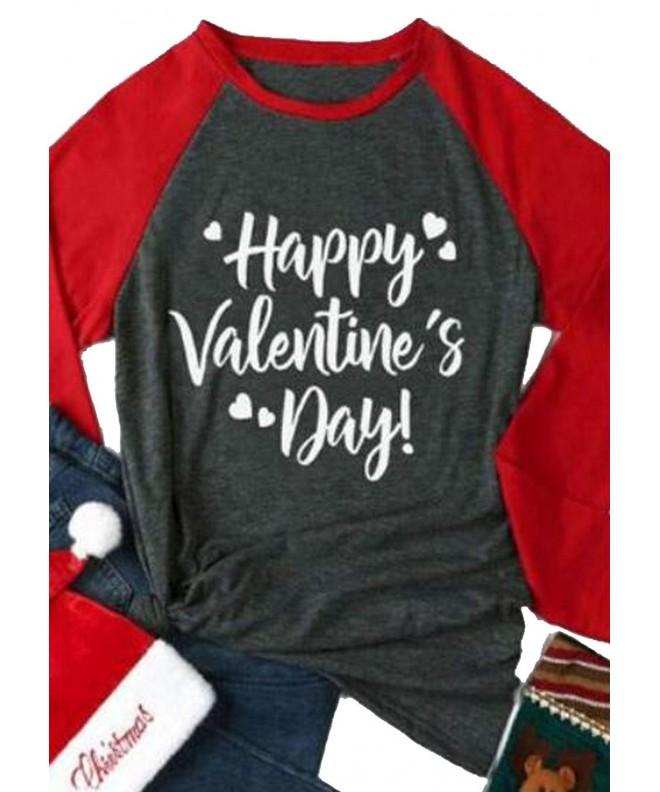 EGELEXY Christmas Baseball T Shirt Casual
