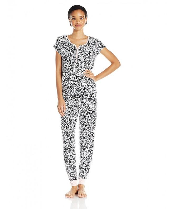 Layla Womens Sleeve Pajama Animal