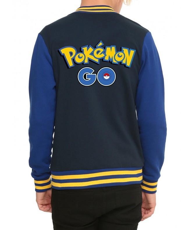Decrum Varsity Style Pokemon Jacket