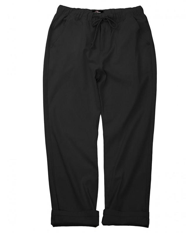 Cabana Linen Casual Pants Trousers