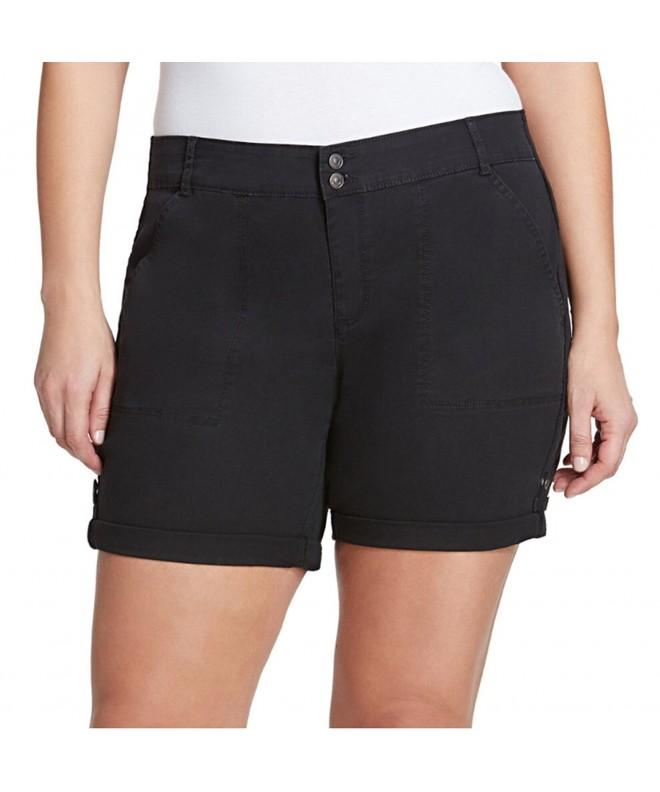 Gloria Vanderbilt Maren Rolled Shorts