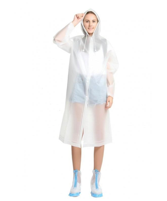 ColorDrip Eco friendly Fashion Translucent Raincoat